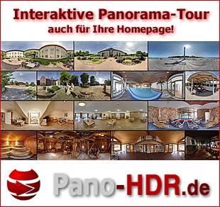 Interaktive Panoramatouren von PANO-HDR.de