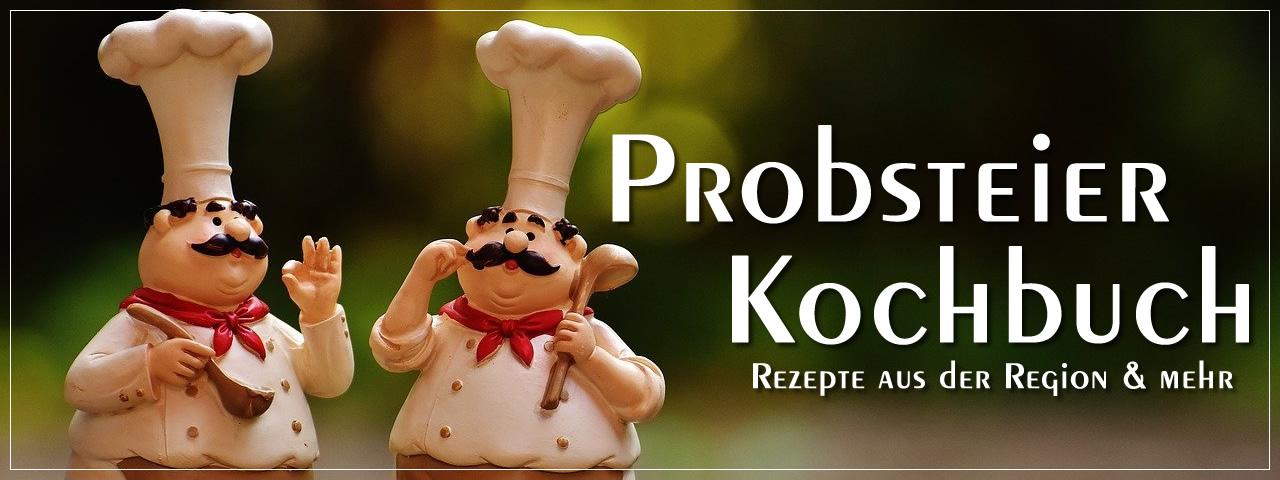 Kulinarische Probstei - Kochbuch